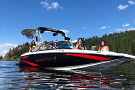 Beach House Boat Rentals | Vernon and Lake Country Boat Rentals
